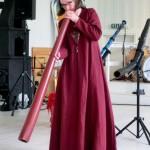 Didgeridoo med Anna