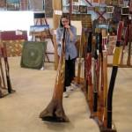 Didgeridoo Hut, Darwin, Australien